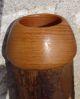 Mundstück Holz